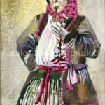 Cyganka z fajką