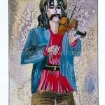 Cygan skrzypek