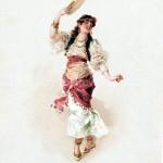 Tańcząca Cyganka