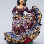 Figurka Esmeralda