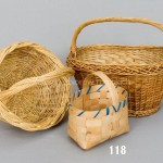 Koszyczek z łubia